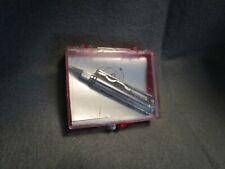 Tie Write Expandable Mechanical Pencil Tie Clasp/Clip  Silver Tone NIP