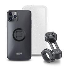 SP Connect Moto Paquete Móvil-soporte IPHONE 11 Pro Max Negro Moto Manillar