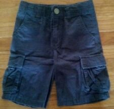 Gymboree Blue Cargo Shorts EUC Boys Size 6