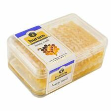 Buram 100% Pure, All-Natural, Gourmet Raw Honeycomb, Fresh From The Farm!