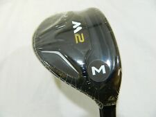 New Taylormade m2 22* 4 Hybrid 4H Rescue - Senior flex Taylor made M-2