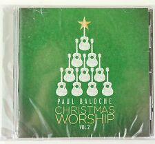 Paul Baloche - Christmas Worship, Vol. 2 CD 2015 Integrity Music [64702] NEW