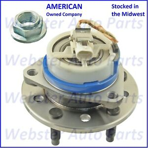 Front Wheel Hub Assembly for Chevrolet, Oldsmobile & Pontiac