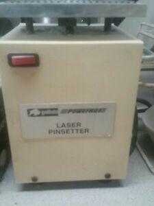 Buffalo Laser Pinsetter Powerrite Dental Lab Equipment