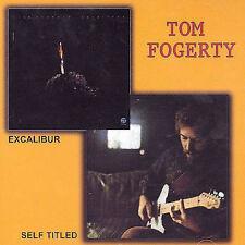 TOM FOGERTY - Tom Fogerty//excalibur - CD - Import - VG condition