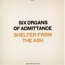 Six Organs Of Admittance Shelter From The Ash Vinyl LP Record indie psych NEW!!!