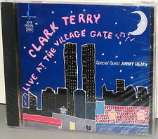 CHESKY CD JD-49: Clark Terry - Live At Village Gate - USA 1991 Factory SEALED