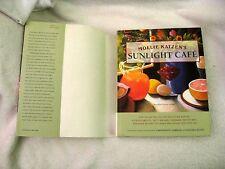 Mollie Katzen's Sunlight Cafe 2002. Breakfast recipe's (FIRST EDITION)