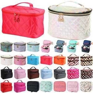 Women Cosmetic Travel Box Toiletry Bags Make Up Wash Holder Travel Handbag Hot