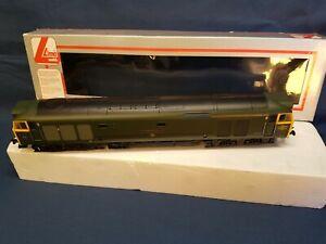 """LIMA 205140 B.R GREEN CLASS 50 DIESEL LOCO """"SIR EDWARD ELGAR"""" 50-007 EXC BOXED"""