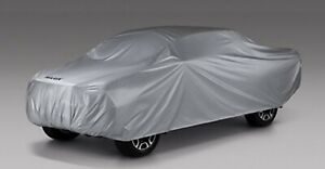 GENUINE TOYOTA HILUX CAR COVER DOUBLE CAB REVO OEM ACCESSORIES UV DUST 2015-2021