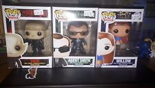 Three Funko POP Figures from Subscription Boxes