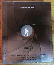 James Bond Blu-Ray: Volume Three (Blu-Ray)