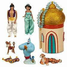 NEW Disney Princess Jasmine Aladdin Mini Castle Palace Playset