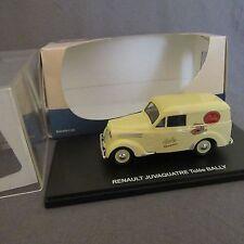 772C Eligor Renault 4cv Galvanizada Bally 1:43
