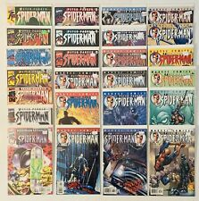 Peter Parker Spider-Man Comics Lot #8-56 W Extras (1999 Series) FN/VF 33 Books
