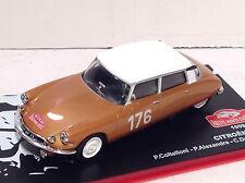 1:43 scale Rallye Monte Carlo Winner 1959 #176 Citroen ID19 Coltelloni Alexandre