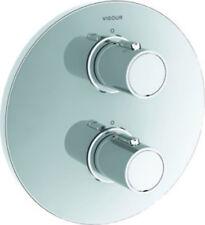 VIGOUR clivia Thermostat Thermostatbatterie m.Mengenregulierung f.Duschen verchr