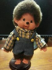 Vintage 1974 Monchhichi,Monchichi, Munchichi With Outfit CUTE EXCELLENT