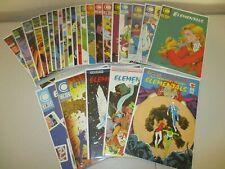 Dirty Pair #1-5 Viz Anime Comics, Complete 1994 Series VF//NM 1 2 3 4 5