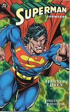 Superman / Doomsday: Hunter / Prey #2 (May 1994, DC) Fine
