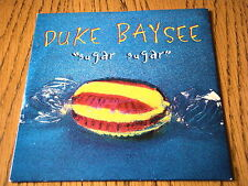 "Duca baysee-ZUCCHERO SUGAR 7"" VINILE PS"