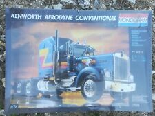 MAQUETTE CAMION MONOGRAM 1/16 77403 Kenworth Aerodyne Conventional truck us