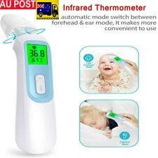 Digital Medical Forehead Thermometer Infrared Thermometer Accurate Instant LCD