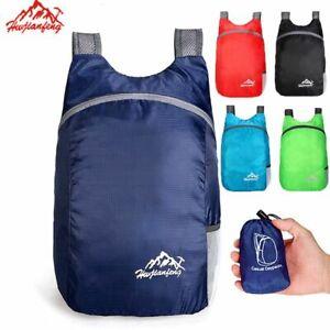 Handy Bag Lightweight Packable Backpack Men Women Daypacks Travel Daypack