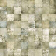 Essener Tapete struttura 2058-4 MOSAICO PIASTRELLE Piastrelle quadrato