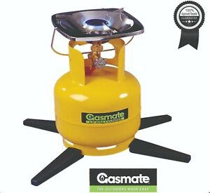 Gasmate Single Burner Stove and Gas Bottle stabilising Legs AU Stockist