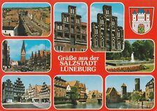 Ak Grüße aus der Salzstadt Lüneburg - verschiedene Ansichten