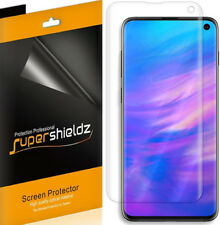 2x Supershieldz Clear Full Cover Screen Protector for Samsung Galaxy S10