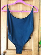 Cantik Byron One Piece Black Swimsuit Womens Size S