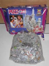 Wrebbit PUZZ-3D Bavarian Castle 3 Dimensional Puzzle Complete in Box 1000 pieces