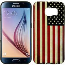 Samsung Galaxy S6 Distressed US American Flag Case