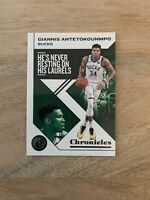 2019-20 Panini NBA Chronicles Giannis Antetokounmpo