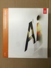 Adobe Illustrator CS5 MAC deutsch VOLL MWST BOX RETAIL Vektorgrafik
