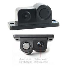 Telecamera Posteriore Auto Con Sensore Di Parcheggio HD Angolo 170°