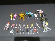 POWER Rangers-Micro LOT Zord Figure ecc.