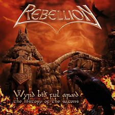 REBELLION - WYRD BI? FUL ARÆD ? THE HISTORY OF THE SAXONS  CD NEUF