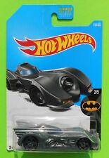 New Hot Wheels BATMAN Movie (1989) BATMOBILE (2/5) 1:64 -Ships Free