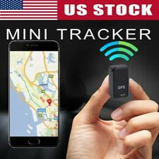 GF07 Mini Magnetic GPS Tracker Real-time Car Truck Vehicle Locator GSM GPRS USA