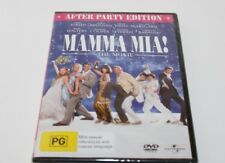 Mamma Mia! The Movie DVD After Party Edition Brand New Sealed