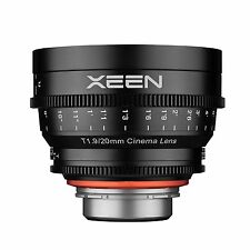 Rokinon XEEN XN20-N 20mm T1.9 Professional Cine Lens for Nikon Mount