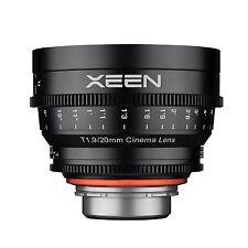Rokinon XEEN XN20-C 20mm T1.9 Professional Cine Lens for Canon EF Mount