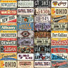 Retro Metal Tin Sign Poster Wall Decor Plaque Vintage Bar Pub Club Cafe Home Art
