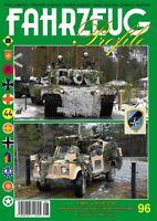 Nowak FAHRZEUG PROFILE 96 Trident Juncture 2018 größte NATO-Übung Kalter Krieg