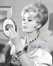 Zsa Zsa Gabor signed sexy hot 8X10 photo picture poster autograph RP 2