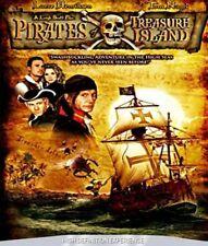 BLU-RAY -  PIRATES OF TREASURE ISLAND   (2006)   NEW